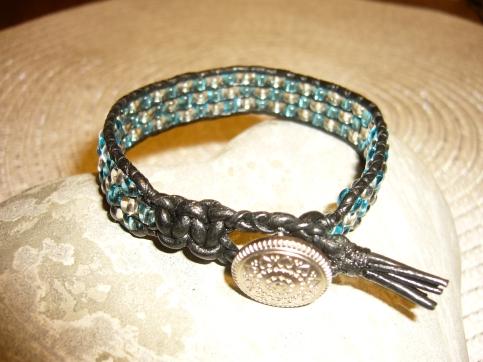 Turkost armband